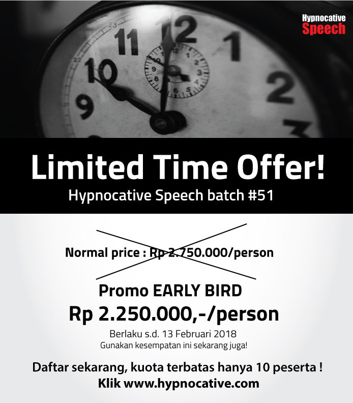 PROMO HCS 51 webearly bird